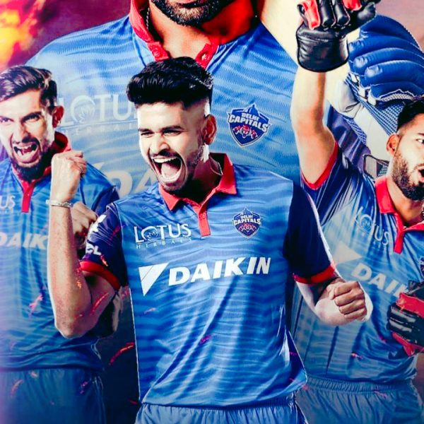 Delhi Capitals Team HD Wallpaper