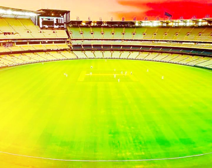 Cricket Bat Ball HD Image