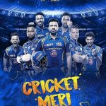 IPL T-20 Mumbai Indians HD Mobile Wallpapers