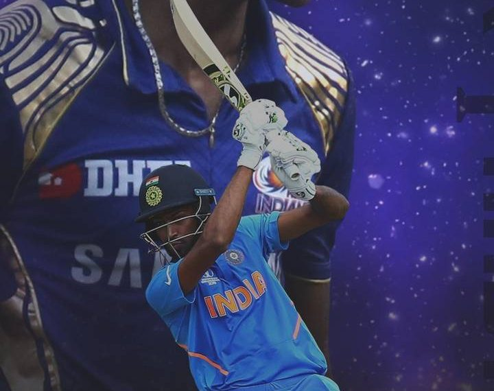 Hardik Pandya Full HD Wallpaper