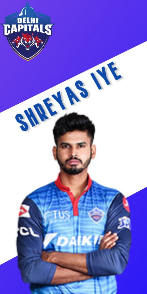 shreyas iyer wallpaper